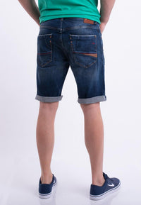Bermuda Denim | Delmos Undamaged Wash