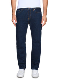 Jeans Straight Fit - Mid Rise | Boles Wash