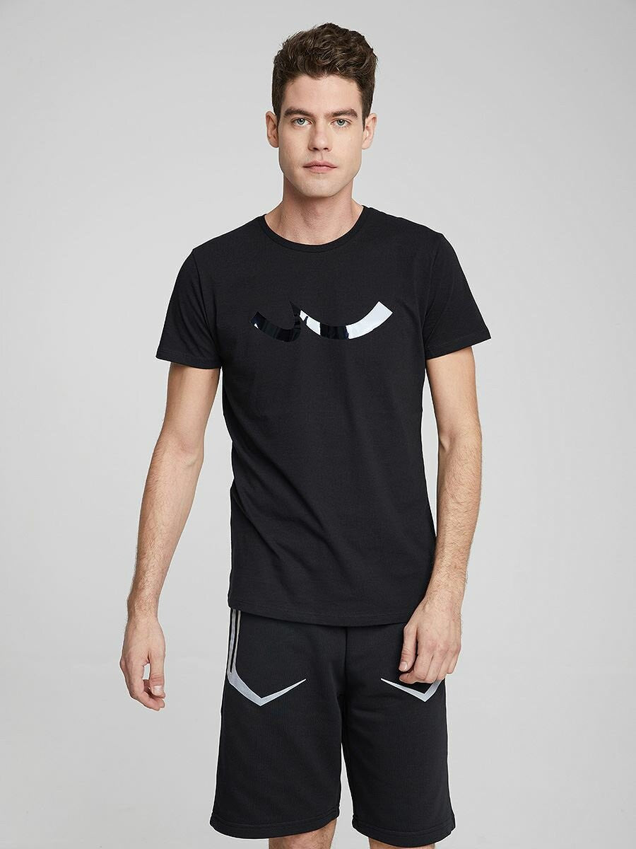 T.Shirt with Logo Print | Off White
