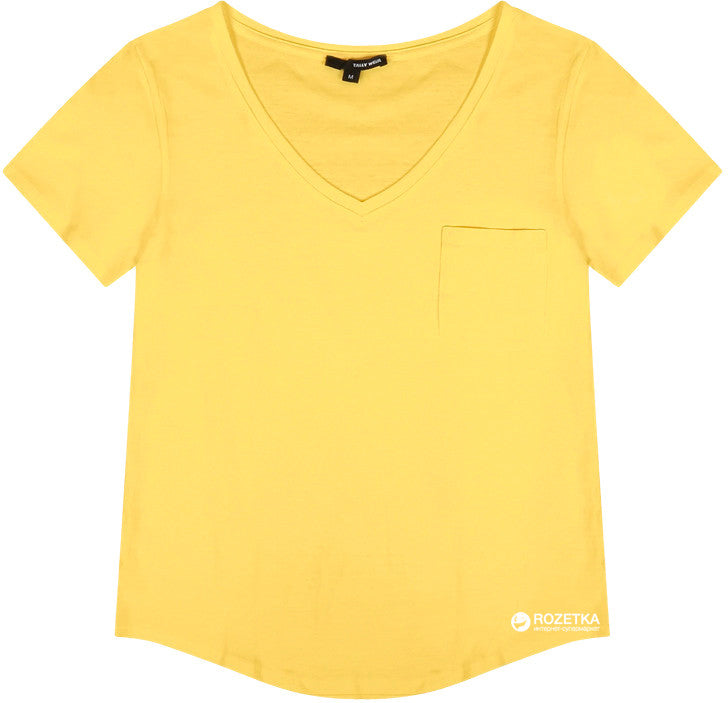 Basic T-Shirt  | Yellow