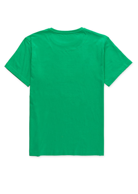 T.Shirt With Print | Green