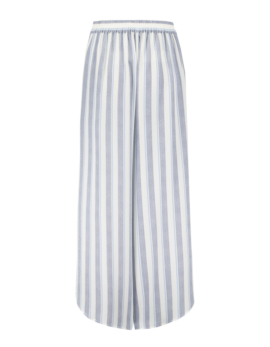 Culotte Trousers | White