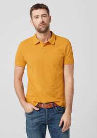 Polo Basic Plain | Sunflower
