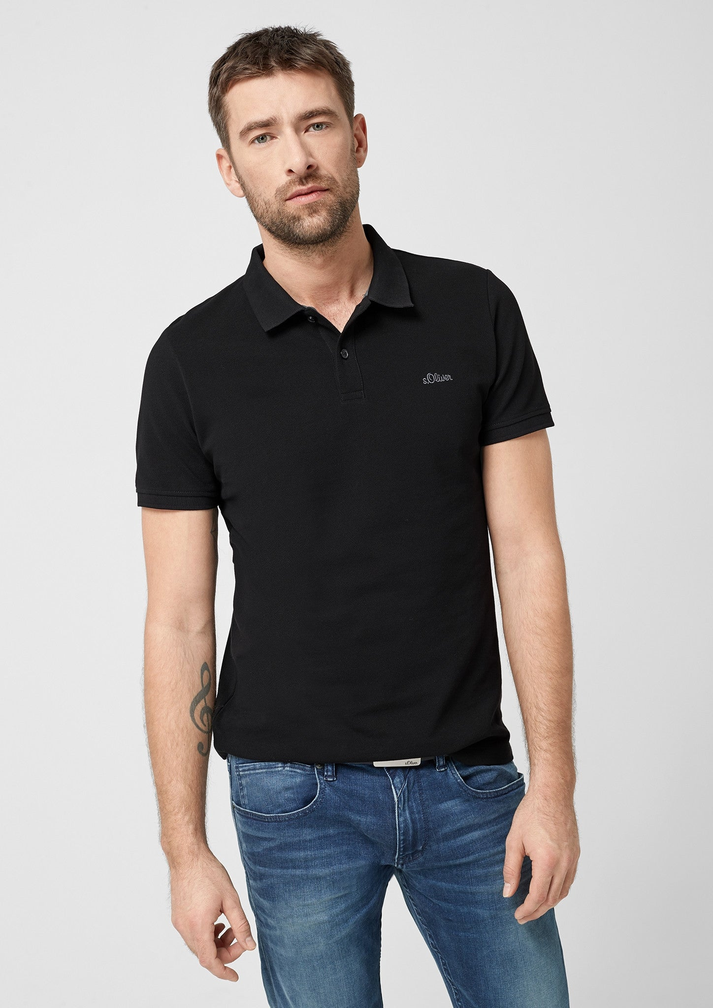 Polo Basic Plain | Foam