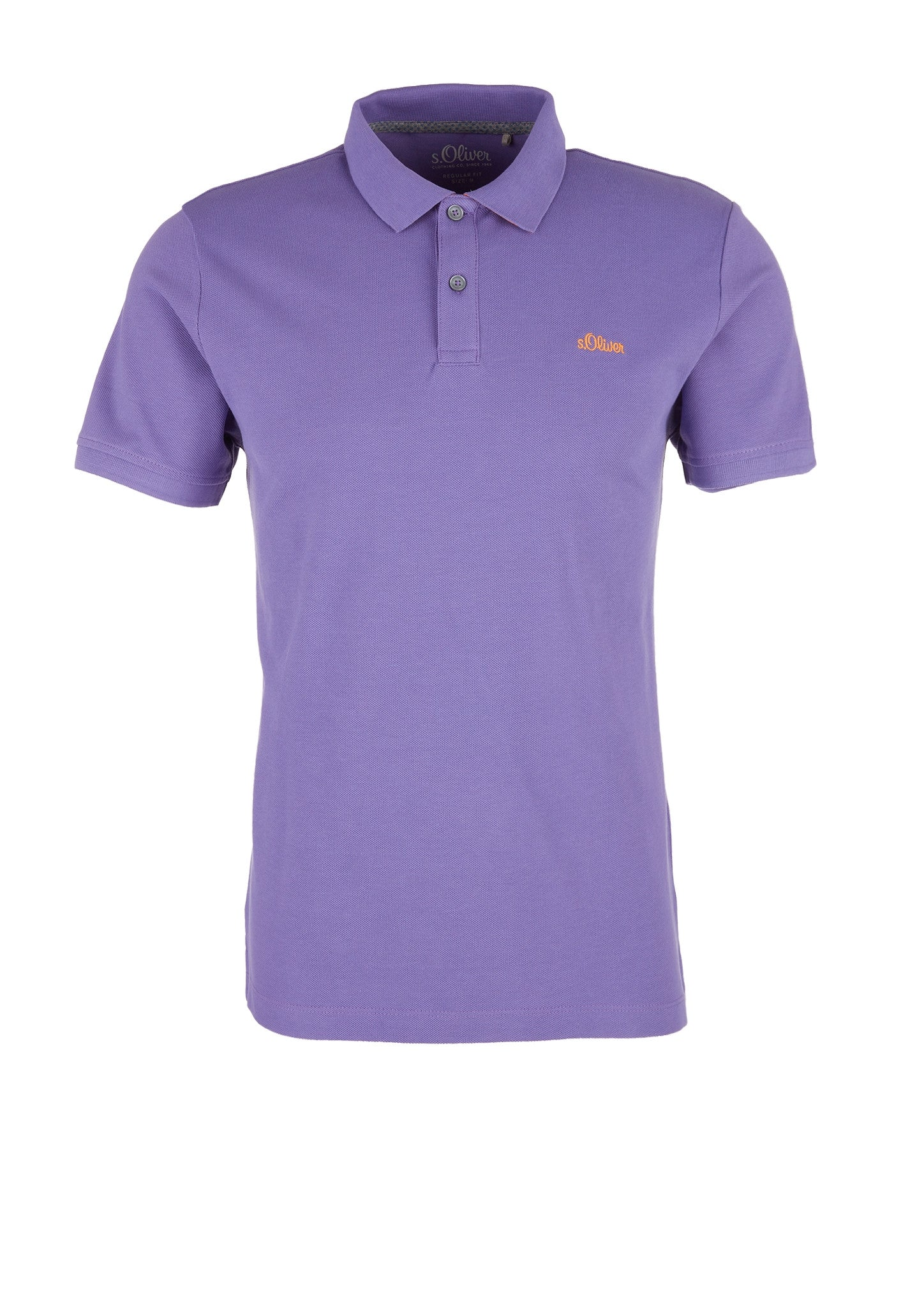 Polo Basic Plain | Dark Magenta