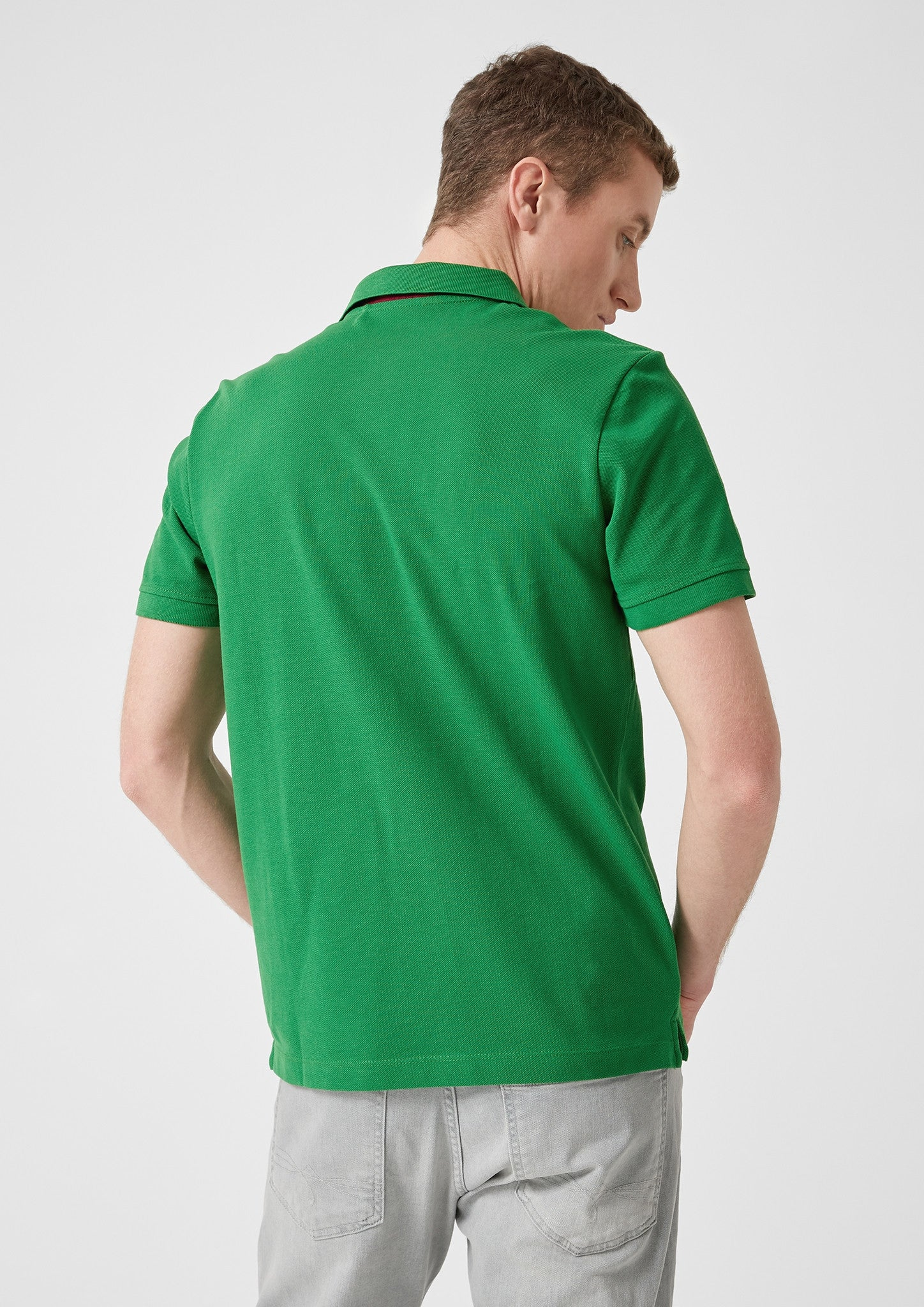 Polo Basic Plain | Brazil Green