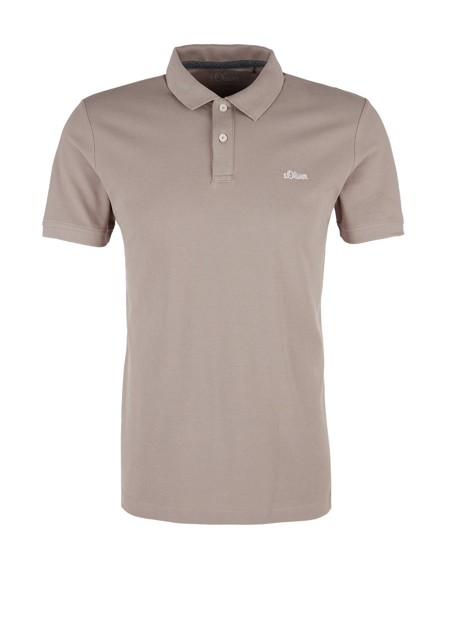 Polo Basic Plain | Brown