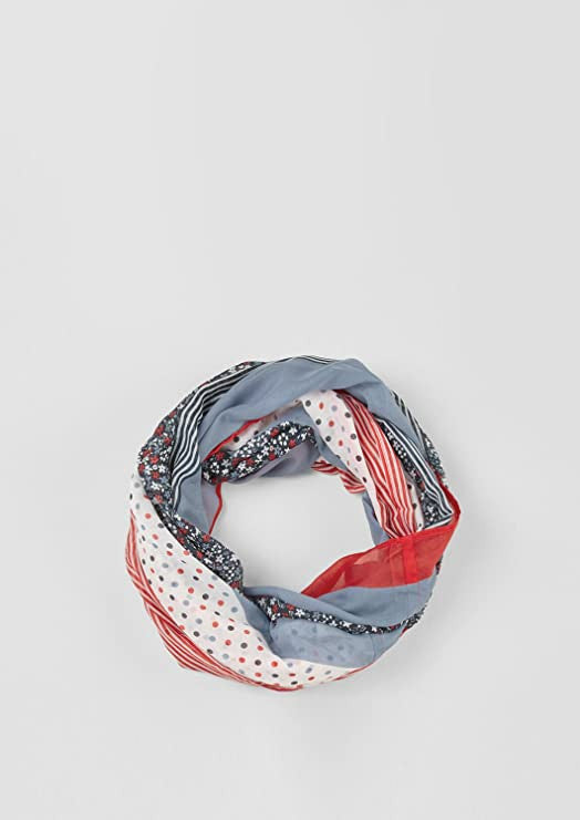 Scarf All Over Print | Blue Aop