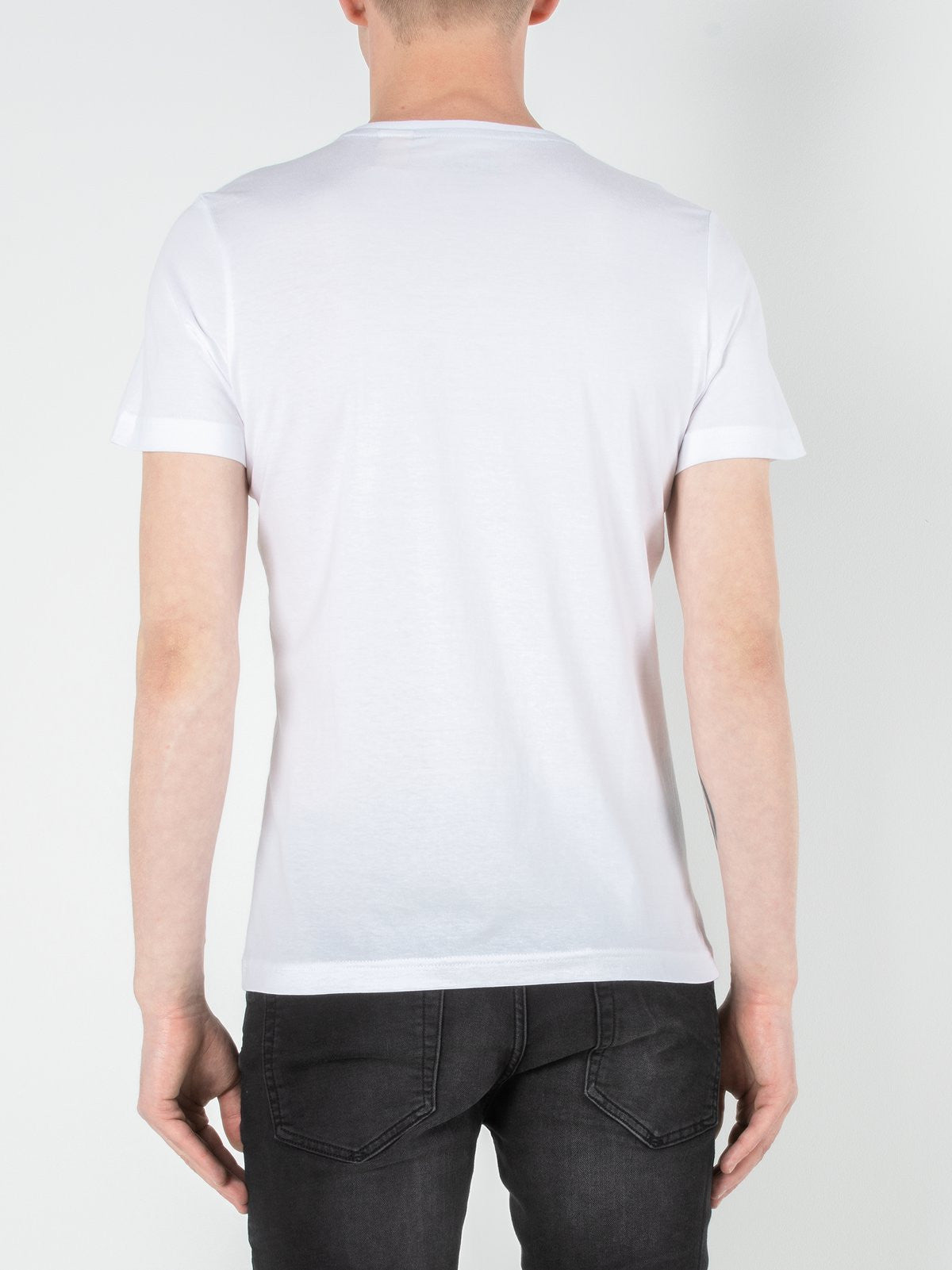 T.Shirt with Print | White