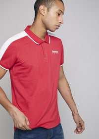 Polo Men Short Sleeve | Red
