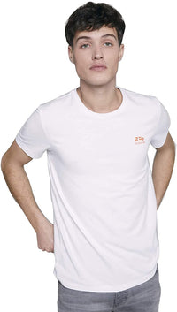 Basic T.Shirt Round Neck | White