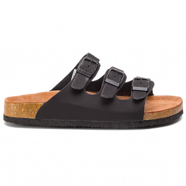 Women's Slides | Black