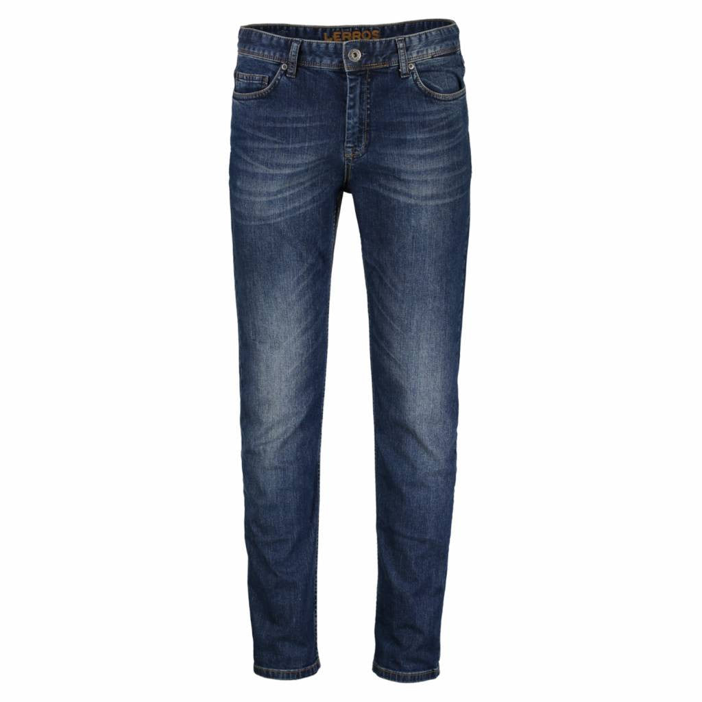 Jeans Slim Fit - Medium Rise | Navy