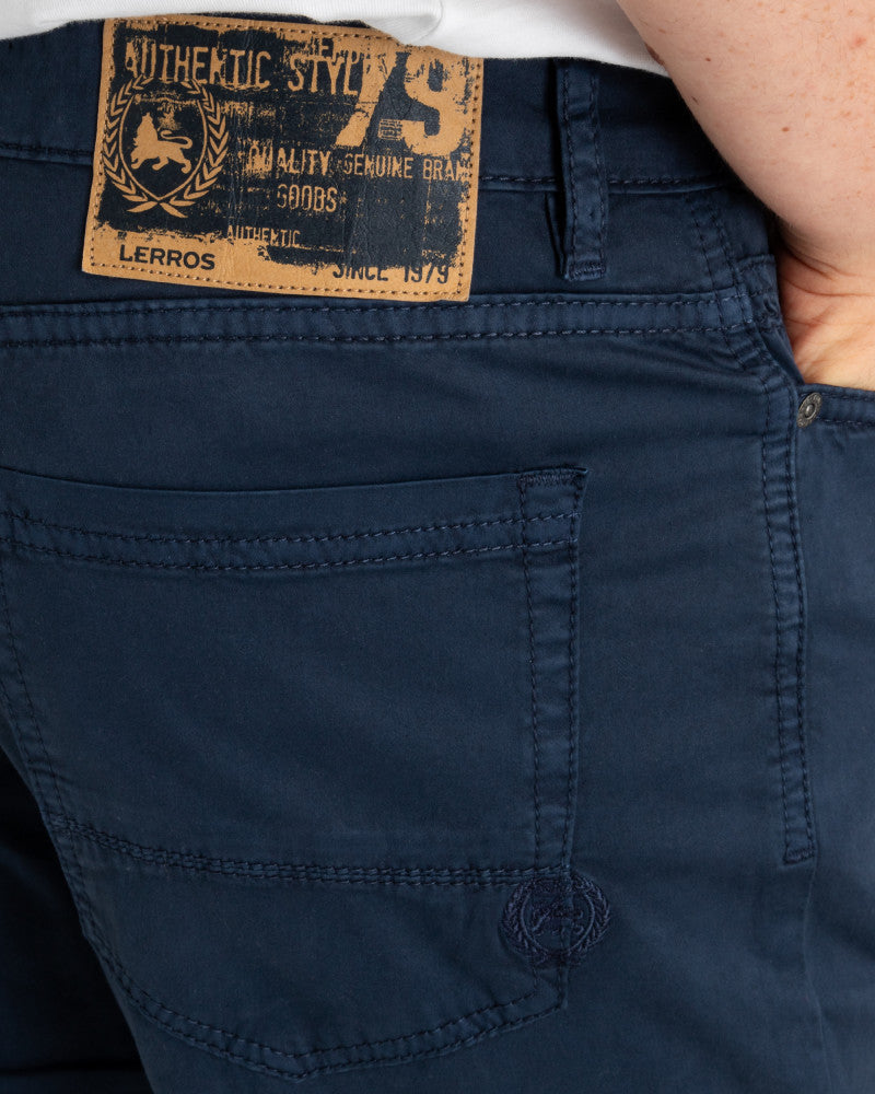 Pant 5 Pockets | Navy