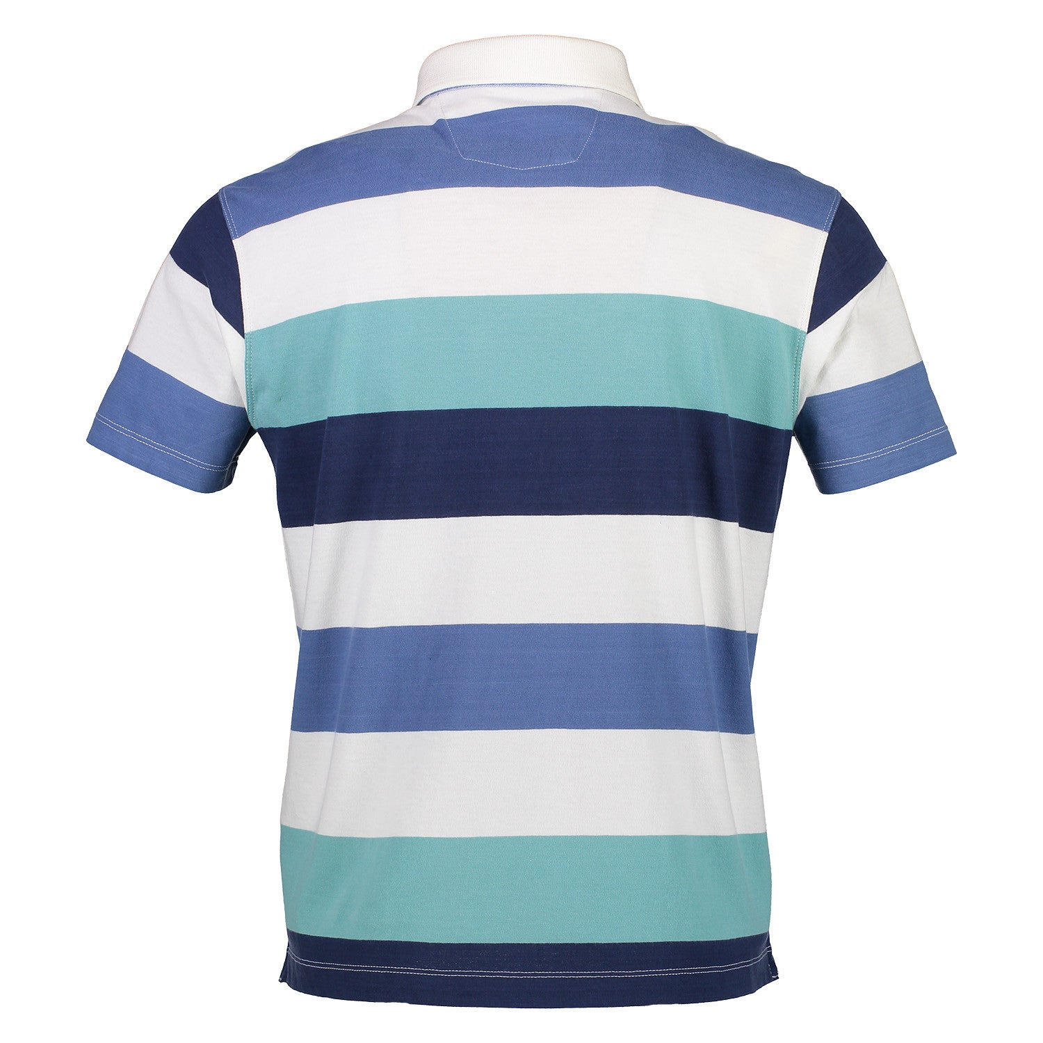 Polo with Stripes | Mint