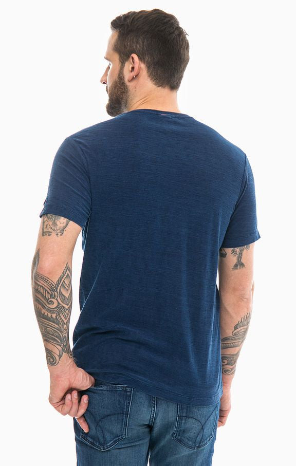 T.Shirt with Print | Navy