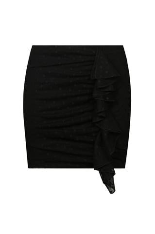 Mini Skirt  | Black