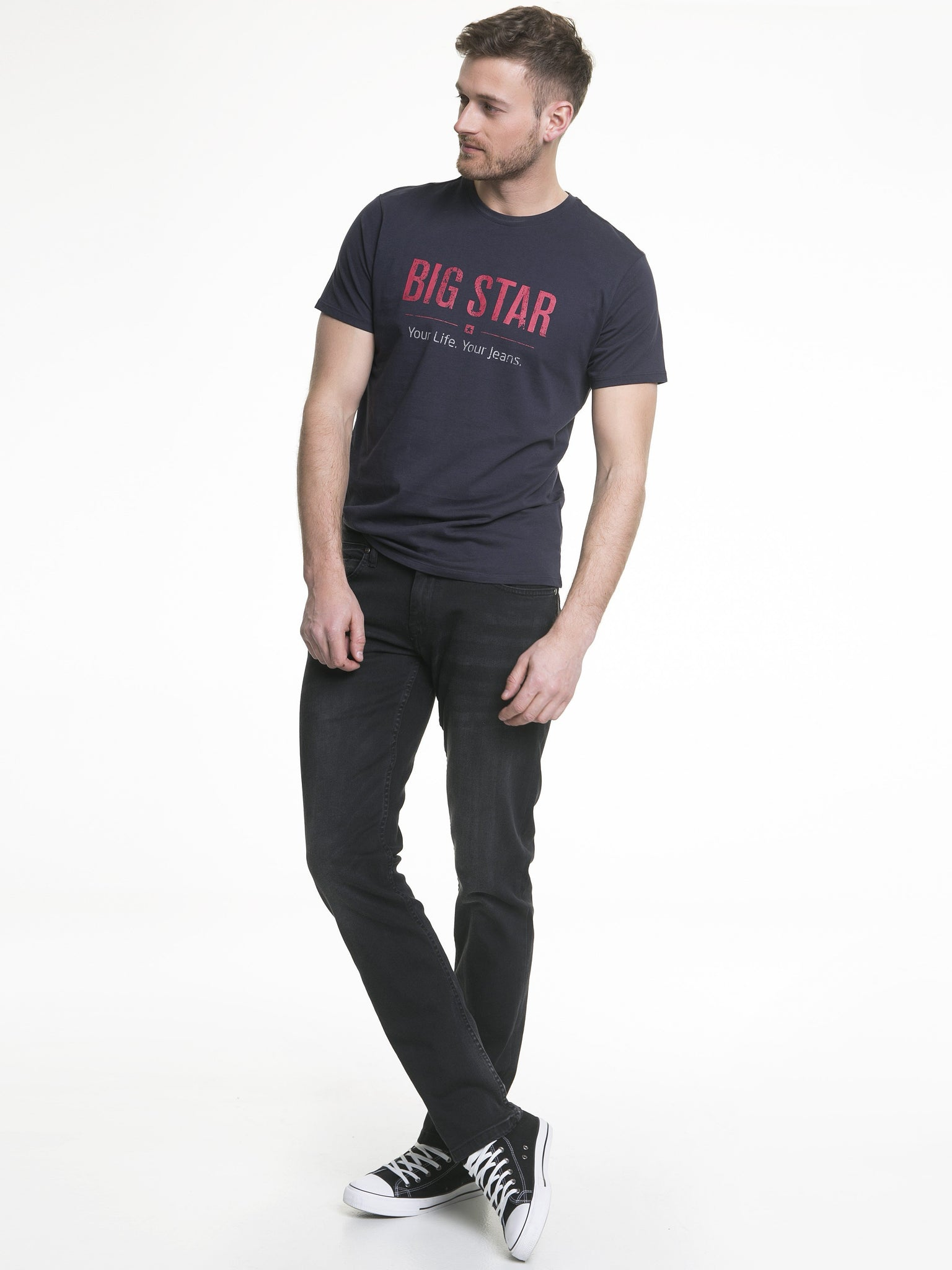 Jeans Slim Fit  | Black Wash