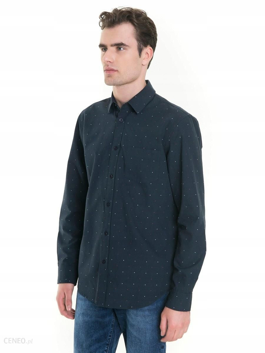 Men's Shirt  | Navy Blue