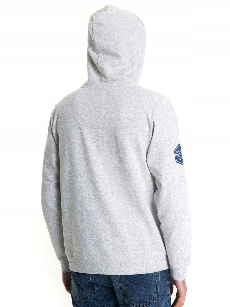 Hooded Sweatshirt | Heather Grey
