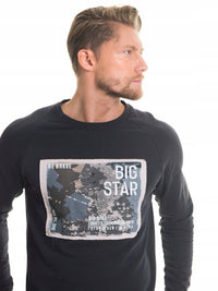 Men's Sweatshirt | Black