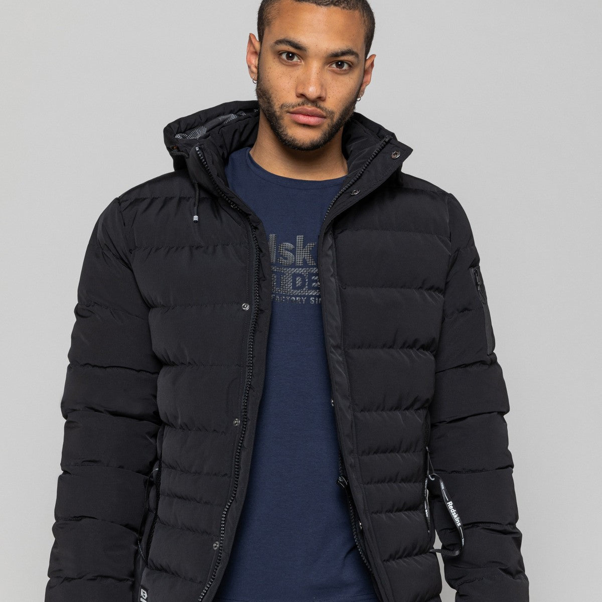 Men's down Jacket | Black