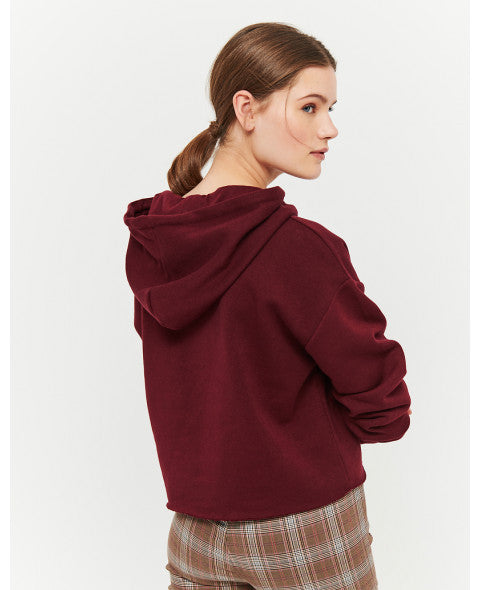 Sweatshirt | Deep Red