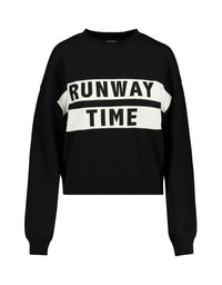 Sweatshirt | Black