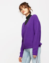Jumper | Purple