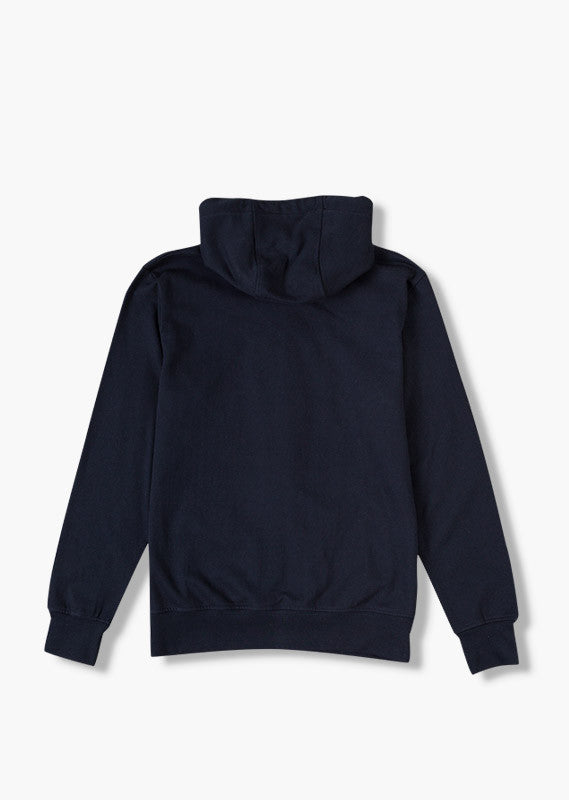 Zip Hood Sweatshirt | Dark Green
