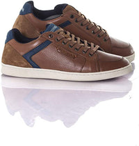 Shoes Men Leather | Dark Navy