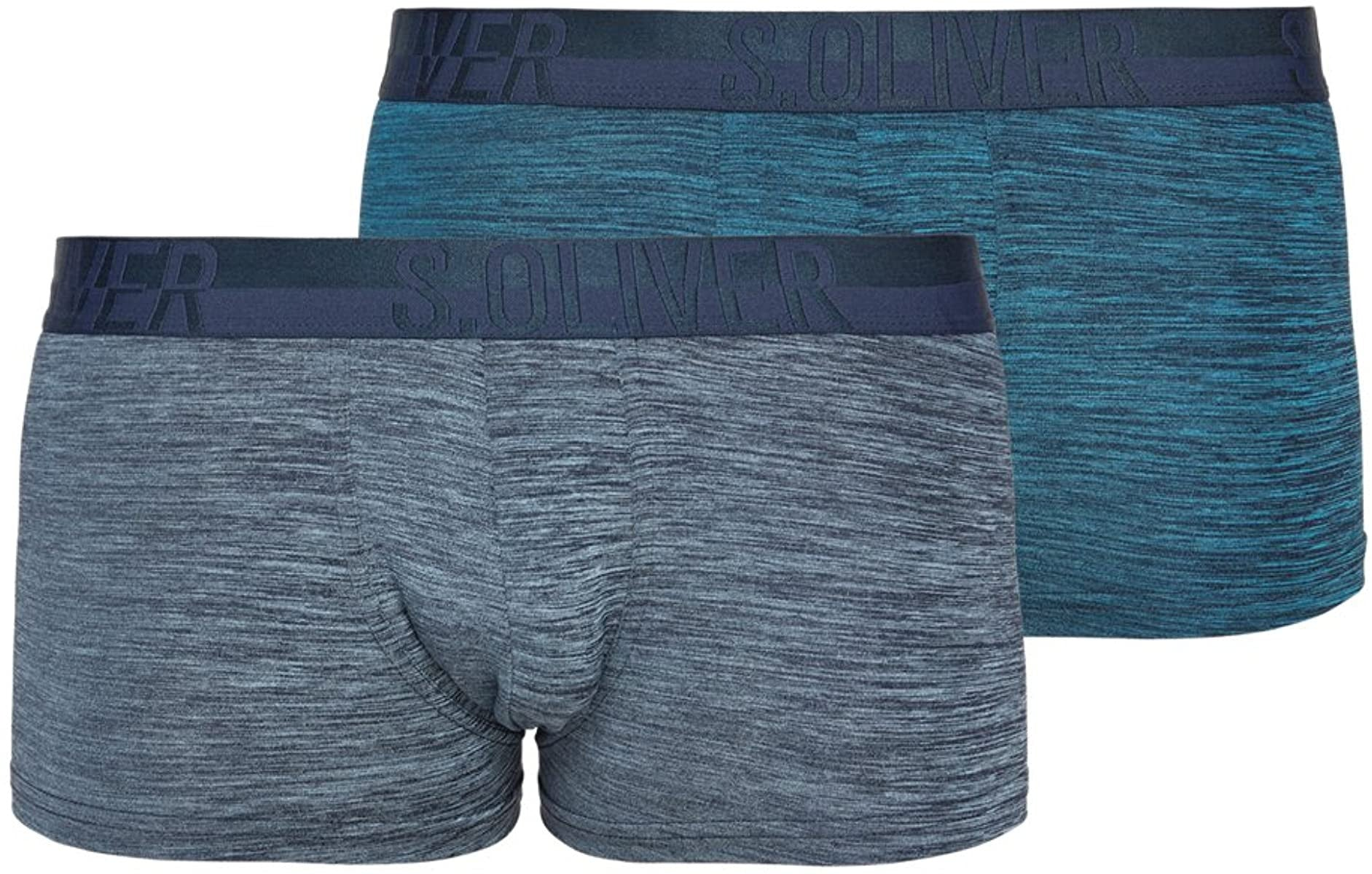 Pack of Two Boxer Shorts | Multi-Colored