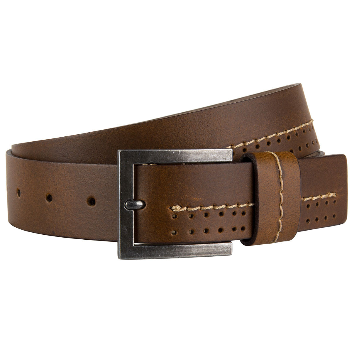 Leather Belt  | Brown
