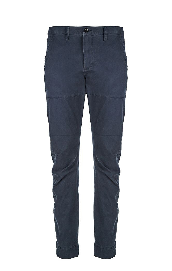 Slim Fit Pants | Night Blue