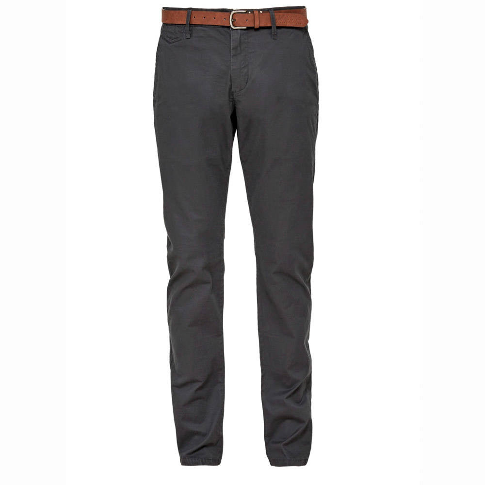 Canvas Pants | Dark Grey