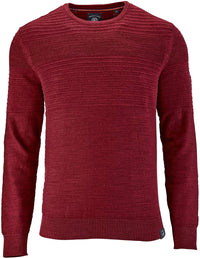 Men's Sweater | Winter Berry Melange