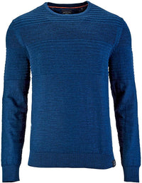 Men's Sweater | Storm Blue Melange