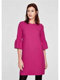 Casual Dress | Purple/pink