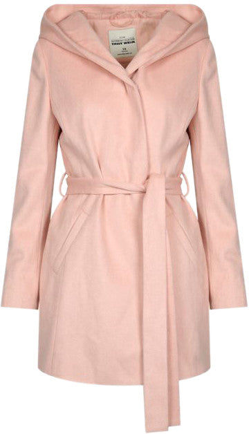 Coat | Light Pink