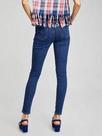Jeans Skinny Fit - High Waist | Maressa Wash