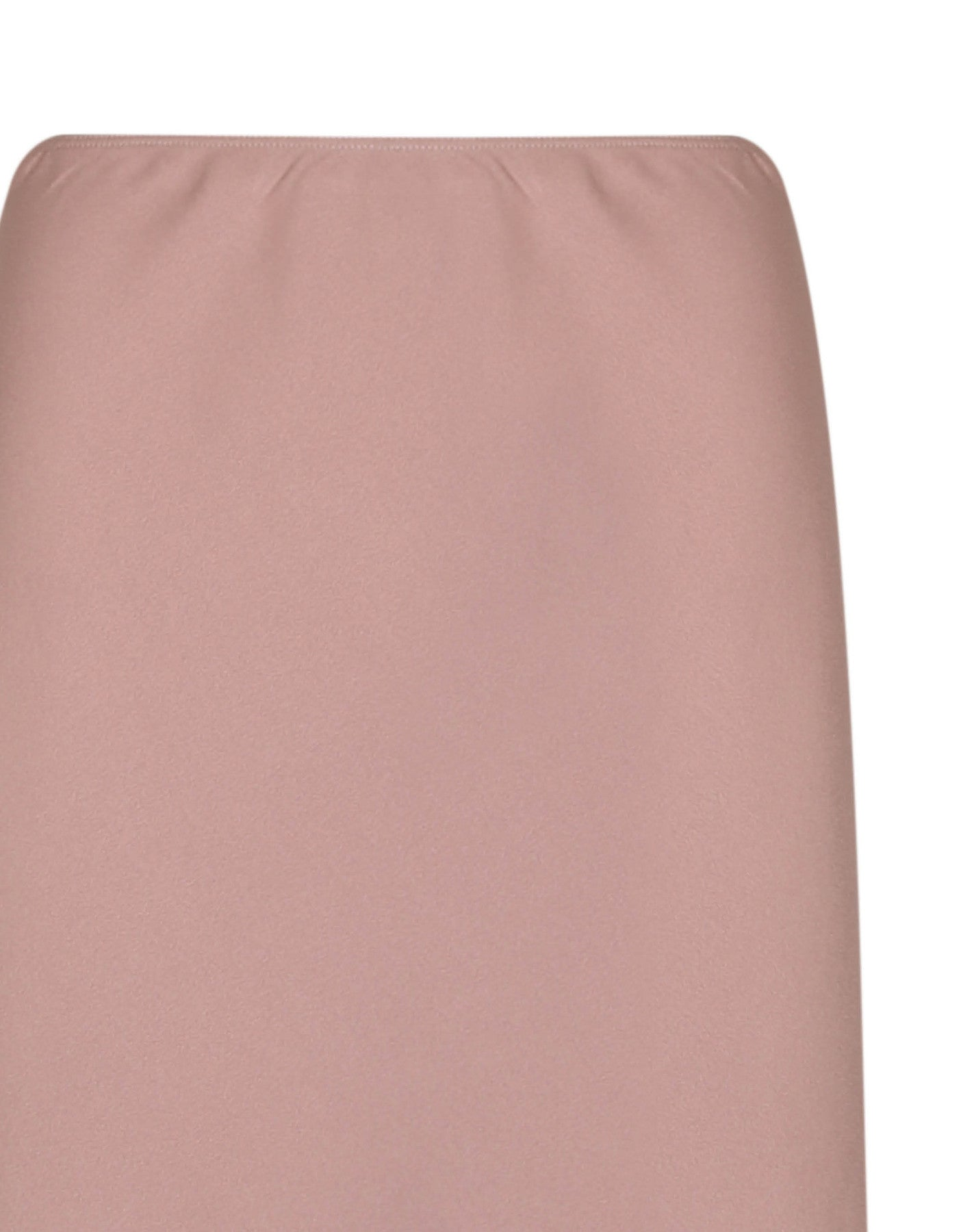 Satin Skirt | Pale Pink