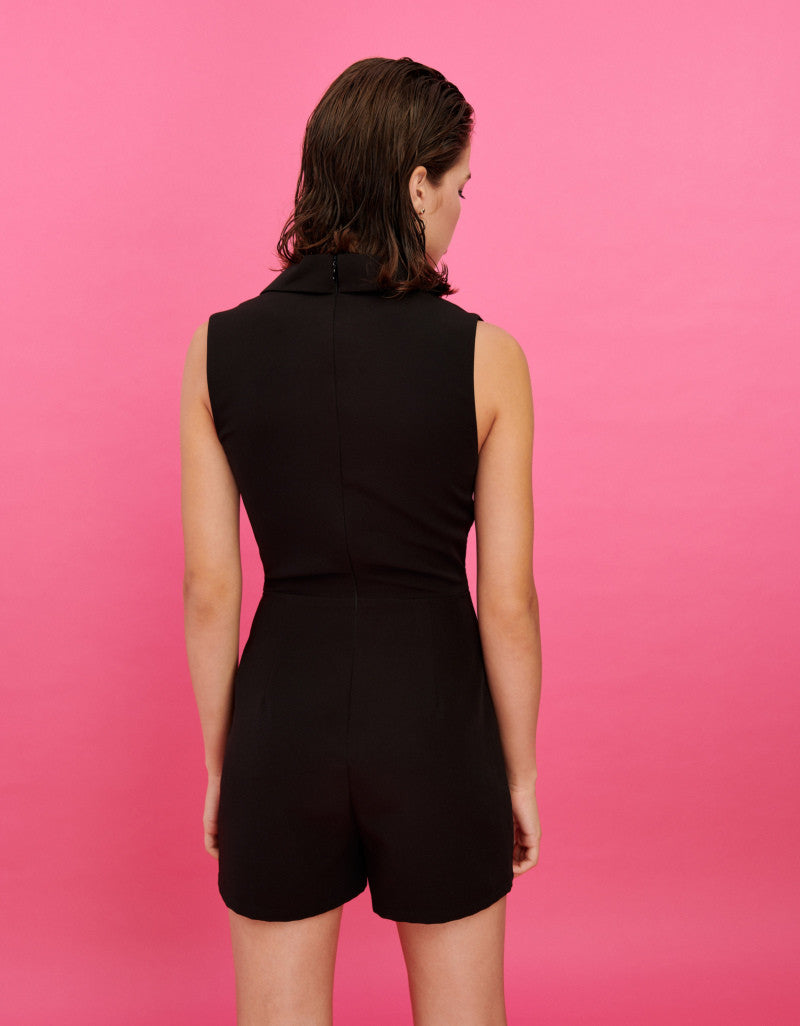 Playsuit | Black