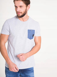 T.Shirt with Print | Grey