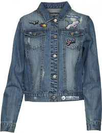 Denim Jacket  | Stone Wash
