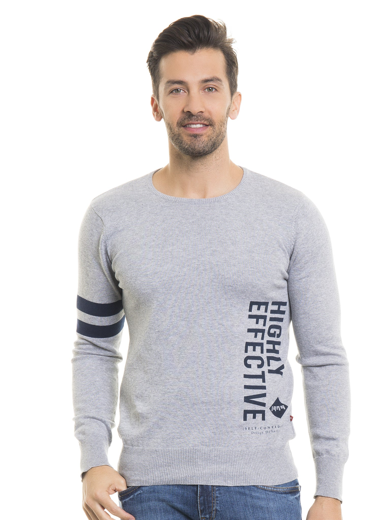 Men's Sweater | Grey
