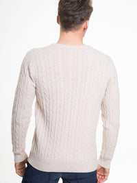 Men's Sweater | Beige