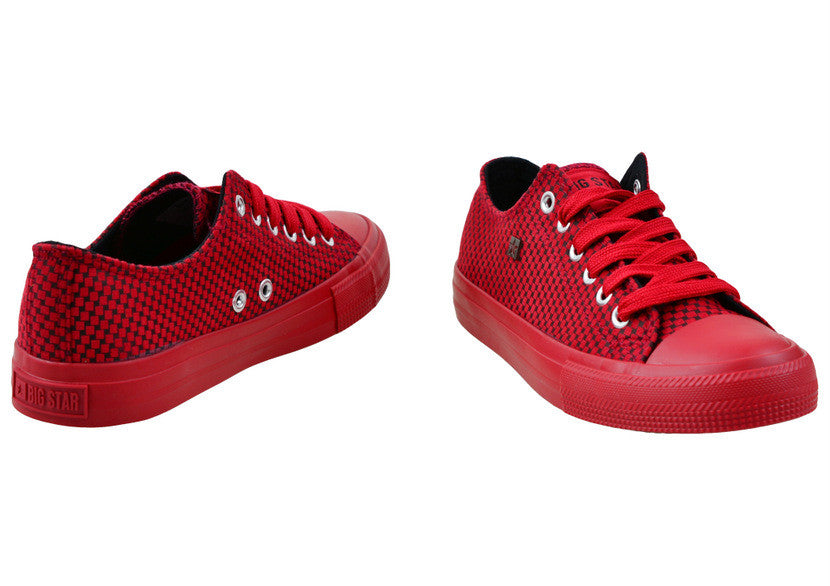 Women's Sneakers | Red