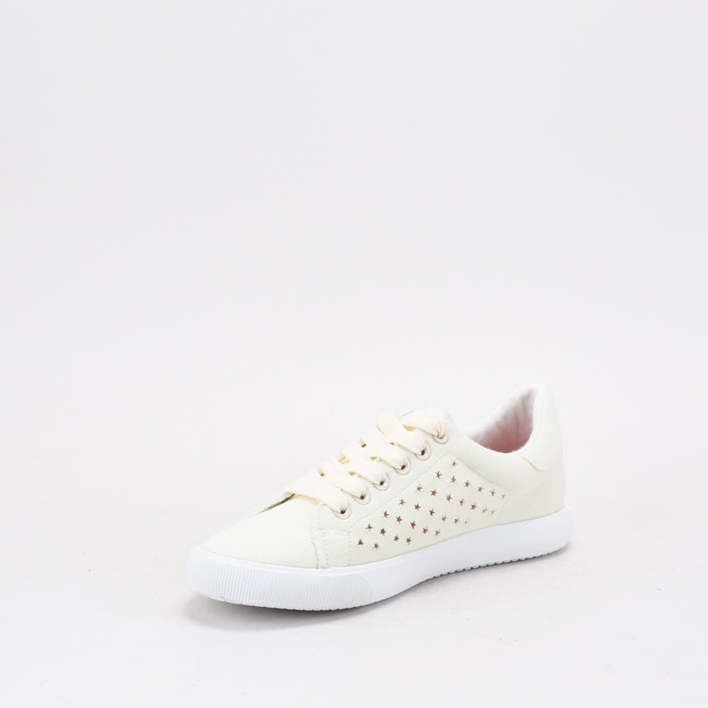 Women's Sneakers | Light Yellow