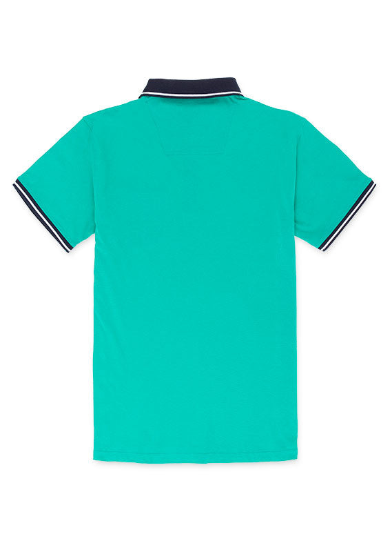 Polo Short Sleeve | Seawater