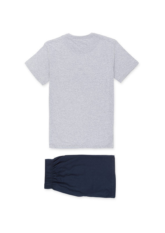 Pyjamas | Medium Grey Melange